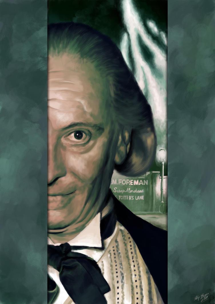 Doctor Foreman by JanjyGiggins