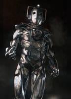 Redesign of the Cybermen by JanjyGiggins