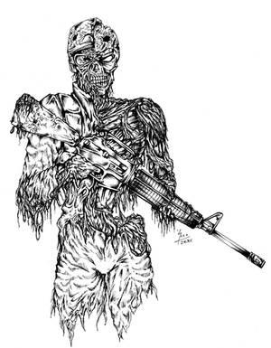 Ghost of War by DeadKman