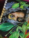 Behind a Veil by AnoushayKhan