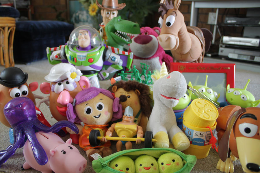 .Toy Story Collection II. By THo0mPEr On DeviantArt