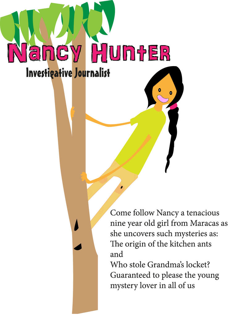 Nancy Hunter - Investigative Journalist by MidnightM7