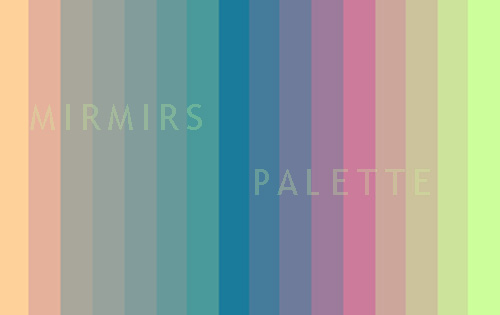 Mirmirs Retro Palette by mirmirs