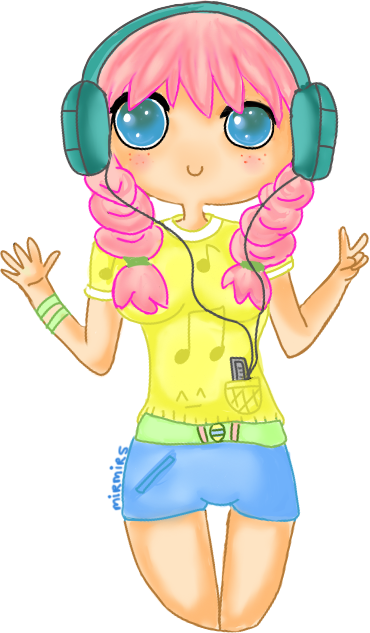 OC Sunny by mirmirs