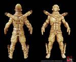 Crossbowman full body
