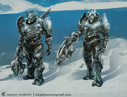 character suites by NikYeliseyev