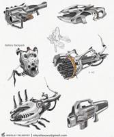 Weapons 09 by NikYeliseyev