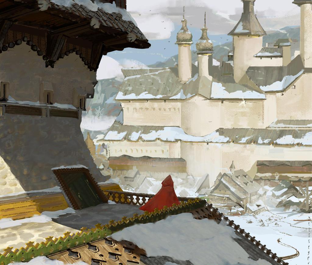 Kizgorod by NikYeliseyev