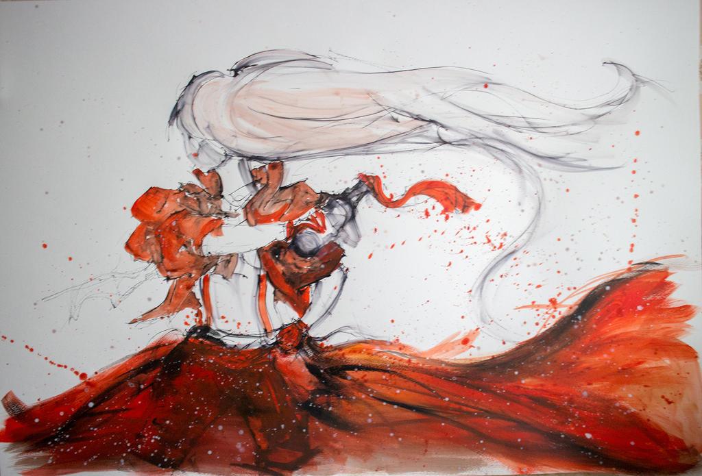 Red by NikYeliseyev