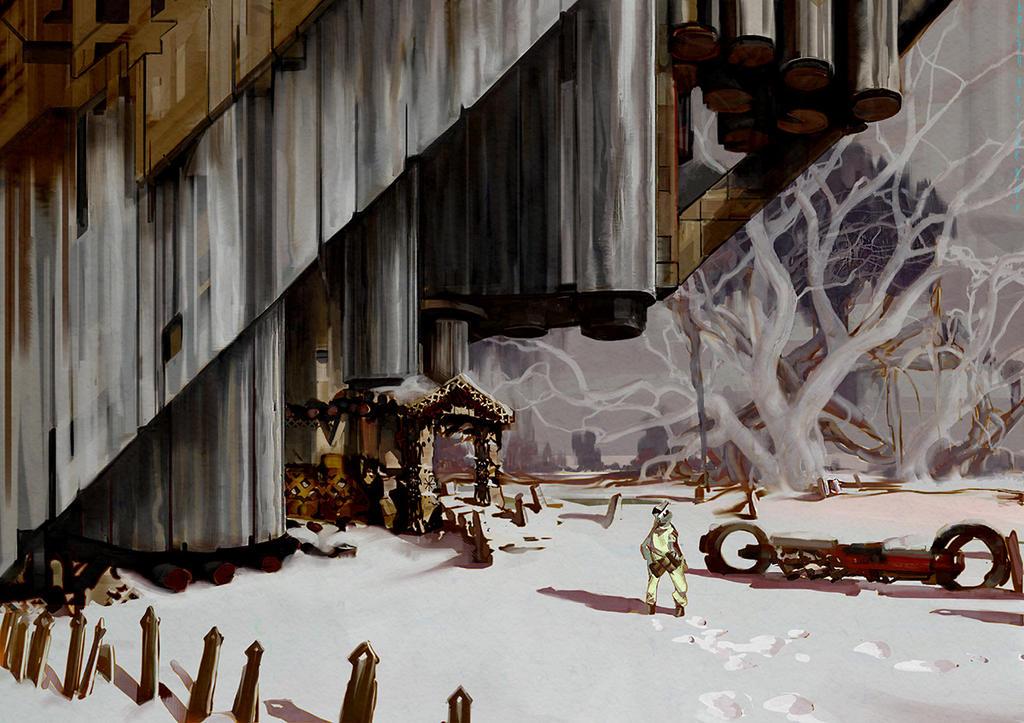 Izba by NikYeliseyev