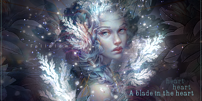 A blade in the heart by Follolam