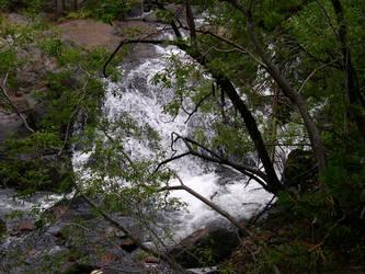 Waterfall by Crazy-Ocelot
