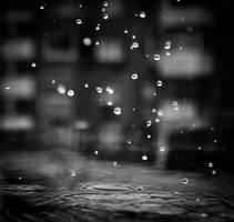 Rain Drops by tarlacona