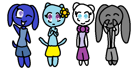 name your price adoptables! by teampikachu9945