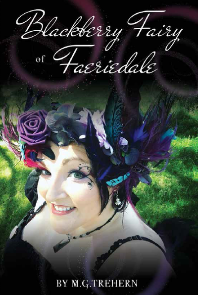Blackberry Fairy's First Book cover by missmarypotter