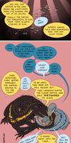 Raptor October: Bedtime Story by kosmonauttihai