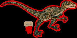 Raptor October: Echo by kosmonauttihai