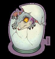 Hatching Violet