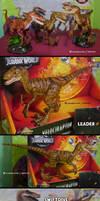 Raptor Repaints, vol. JP:TG