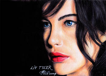 Liv Tyler by LivieSukma