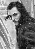 Bard the Bowman by LivieSukma