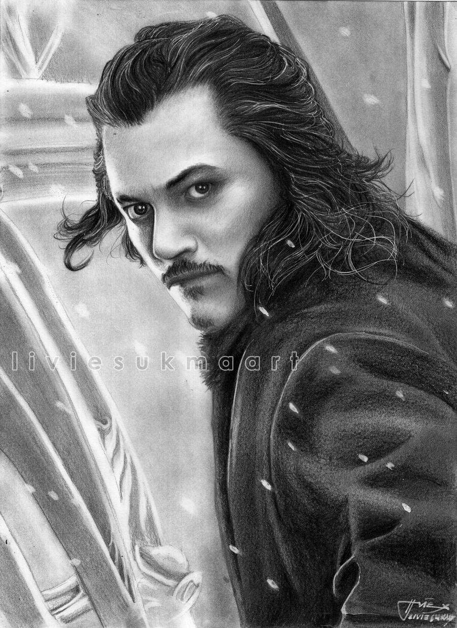 Bard The Bowman Lord Of The Rings