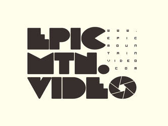 epic mopuntain logo by FL1P51D3