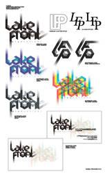 Lakefront Production Logo Mock-ups