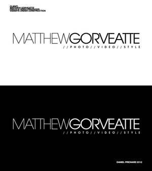 Matthew Gorveatte Video Logo