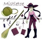 Mistletoe adopt [open] by Shadowitsme