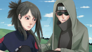 Shikako and Shino