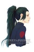 Kiyo Ponytail by HONEYxPOISON