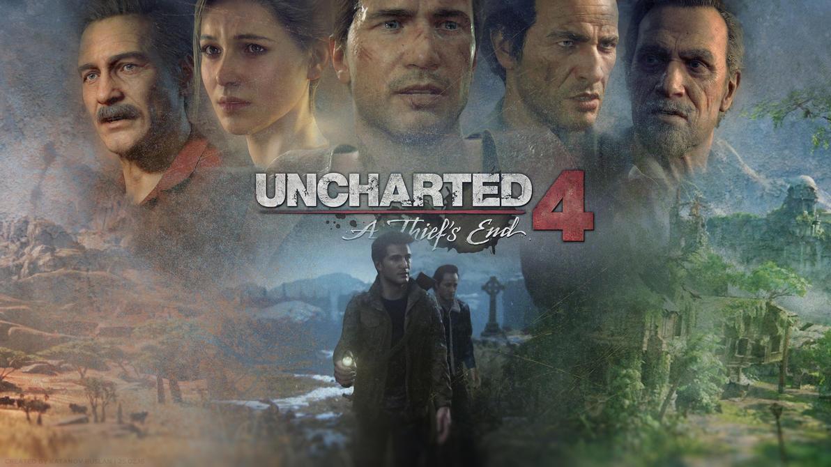 Uncharted 4 by KuKuKurt on DeviantArt