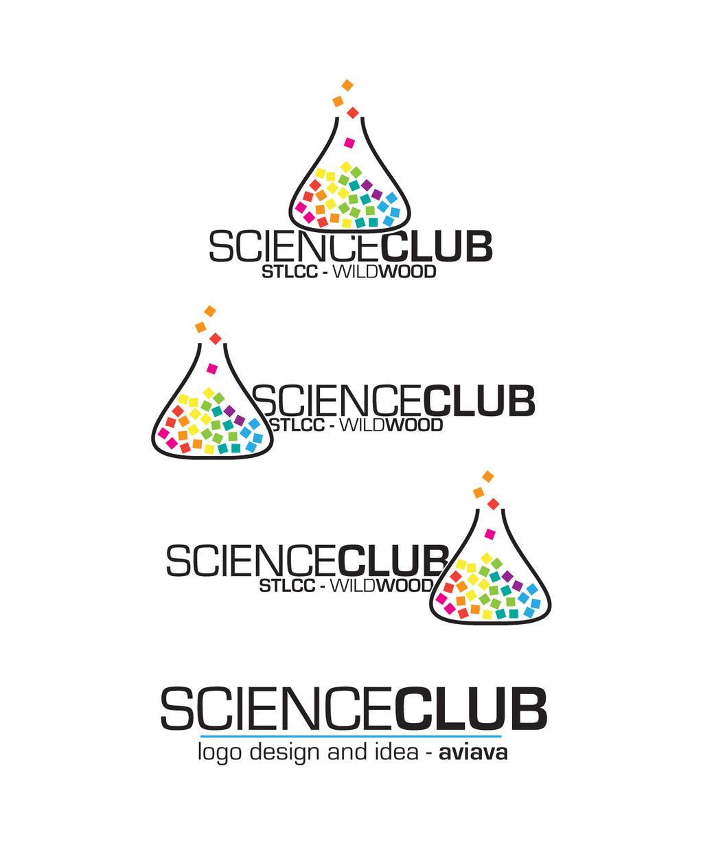Science Club logo by aviava