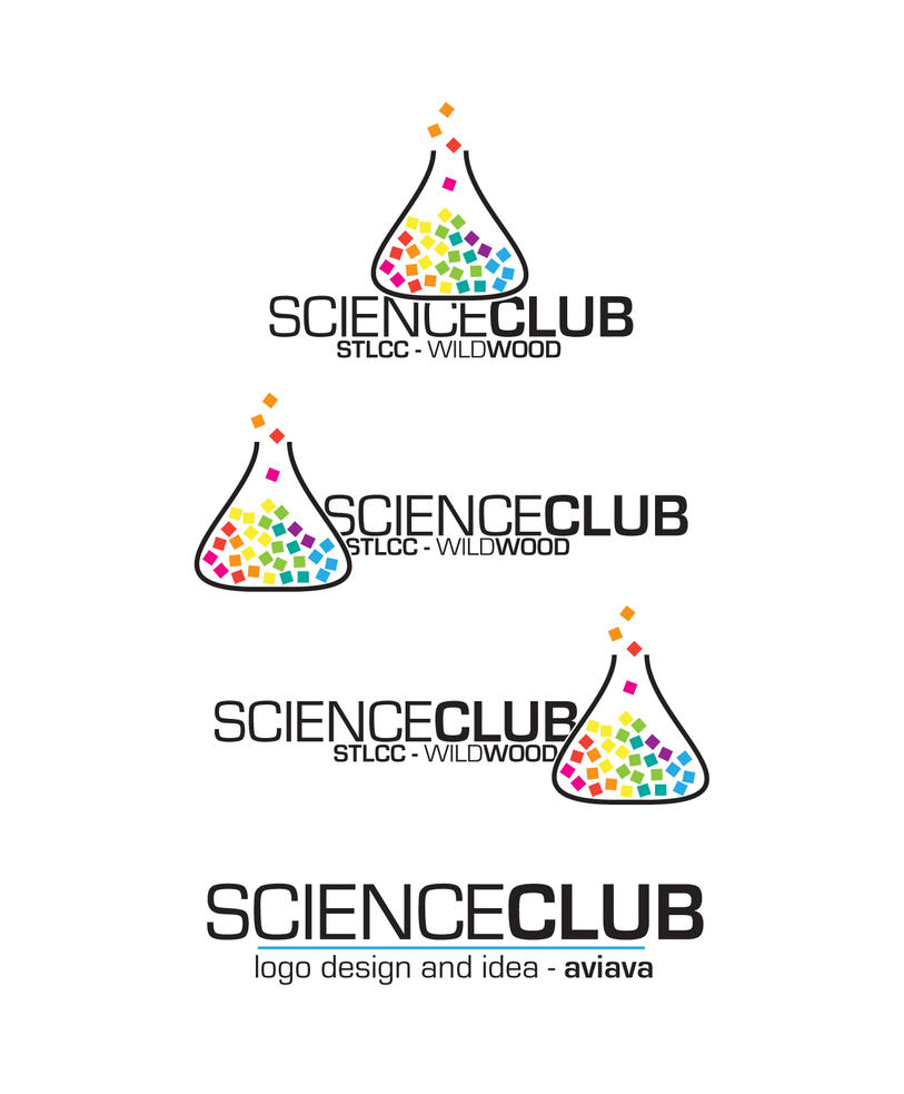 Science Club logo by aviava