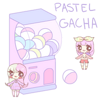 (Pastel) Chibi Gacha! [CLOSED] by rosydreams