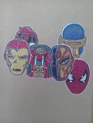 Comic book mashup