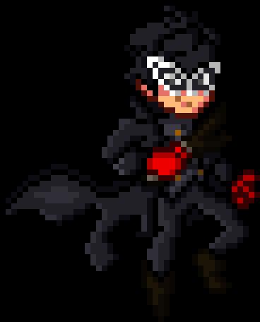 Joker Persona 5 By Breeky On Deviantart