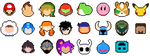 Stock Icons - Wave 1 by Breeky