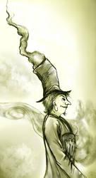 The Steamer Man