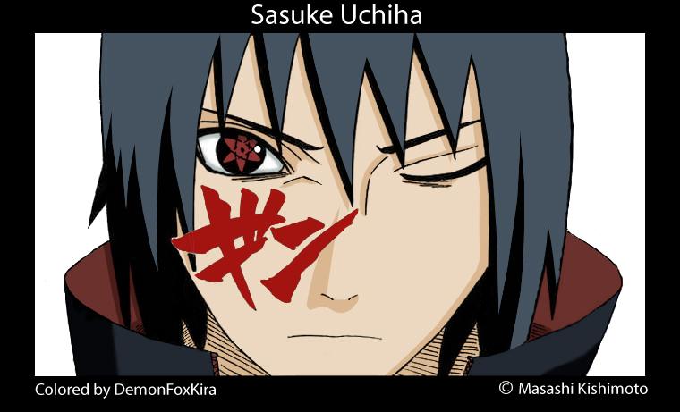 Sasuke uchiha by demonfoxkira on deviantart - Sasuke uchiwa demon ...