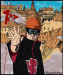 Pain From Naruto 422 page 12