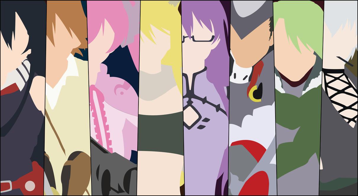 Akame ga Kill! Minimalist by Belmont012