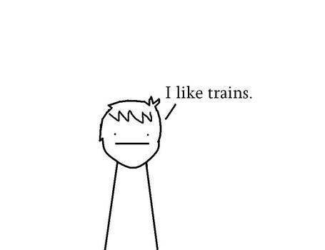 AsdfMovie - I like trains