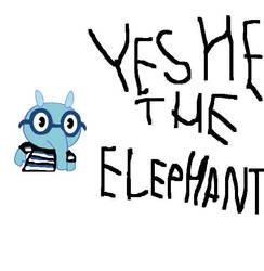 Yeshe The Elephant