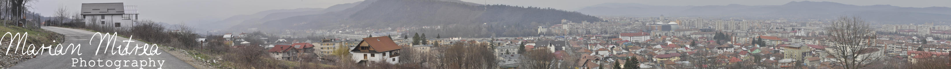 Rm Valcea Panorama by mmariang