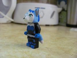 Krystal Lego Minifig by MarcusWilliams