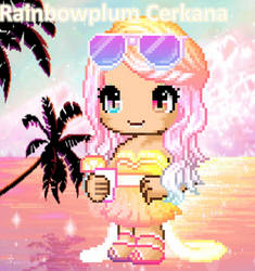 Fantage Contest Entry Summer Themed For Majestic 4