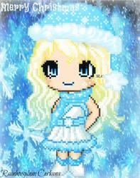 Fantage Winter Contest Entry 4 JazzyTheFantageGal by Rainbowplum-Cerkana