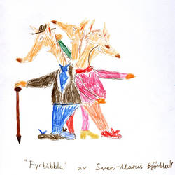 Fyrbaebbla by Captain-Sweden